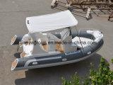 Liya Precio de yates barcos militares bote rígido de venta