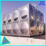 Type populaire soudant le réservoir de stockage de l'eau de l'acier inoxydable 304 316