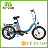 велосипед системы ШАГА 36V 250W Ebikes электрический при взрослый E-Велосипед 28km/H сделанный в Китае