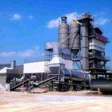 Pavimentação da estrada de asfalto de máquinas da fábrica de mistura 120 Tph