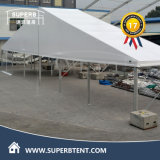 tente en aluminium de 12X12m Classica avec le toit clair