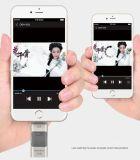 Mecanismo impulsor micro 8GB 16GB 32GB 64GB del flash del USB de OTG para el iPhone 6 6s más mecanismo impulsor de la pluma del iPad 5 5s