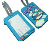 Customizabe personifizierte reisende weiche Belüftung-Gepäck-Marke