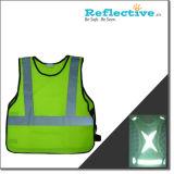 Colete de segurança reflexivo, colete reflector