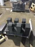 Pedra cinzenta escura G654 do granito de China para o projeto ambiental