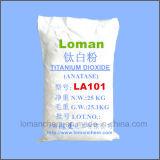Dióxido Titanium elevado La101 de pureza 98% Anatase da venda quente