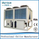 R407c kühlHanbell abgekühlter kälterer Hersteller des Schrauben-Kompressor-25ton Luft in Chile