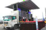 Heißer Verkauf Dongfeng 50 Quadratmeter mobile LED-Stadiums-Leistungs-LKW-