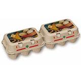 El papel de alta capacidad de máquina de hacer caja de huevo (CE9600)