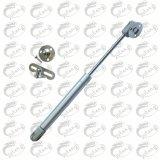 Resorte de gas neumático impermeable de Rod de pistón para el guardarropa