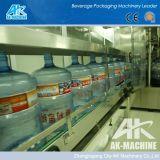Tipo superior linha de produção de enchimento da água de 5 galões