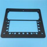 Aangepaste CNC die de Delen van het Aluminium met het Zwarte Anodiseren Oppervlaktebehandeling machinaal bewerken