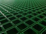 Grille moulée de fibre de verre, grille de FRP, grille de GRP, grille de fibres de verre
