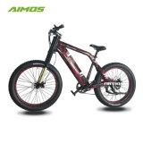 AMS Tdeストロンチウムの最上質1000W脂肪質のタイヤの電気バイク