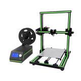 Anet E10 Fashion Style DIY FDM Desktop 3D pour l'éducation et de la conception de l'imprimante