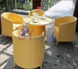 فناء [ويكر] حديقة خارجيّة أثاث لازم [ب] [رتّن] كرسي تثبيت