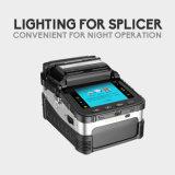 Heiße Verkaufs-Digital-Faser-optisches Schmelzverfahrens-Filmklebepresse