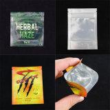 Junta de la Trilateral pueden ser reutilizados Zipper bolsa de tabaco