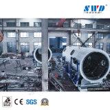 Swd HDPE 관 밀어남 생산 라인