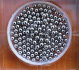 Piccola sfera dell'acciaio inossidabile da 1/16 di pollice SS304 per l'estetica, cuscinetti, monili 1.588mm G500