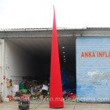 OEM pilier gonflables publicitaires maïs Prix de gros d'usine d'avertisseur sonore