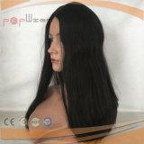 브라질 머리 칠흑색 가득 차있는 레이스 여자 가발 (PPG-l-0062)