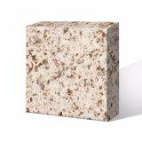 SGSのレポート及びセリウムの証明書(Calacatta)が付いている建築材料のための人工的な水晶石