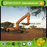 インドの低価格の前部クローラー掘削機機械Sy60c