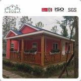 Helles Stahlfertigluxuxlandhaus für Aufbau-Gebäude
