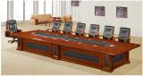 나무로 되는 중역 회의실 회의 테이블 영업 회의 책상의 주문화