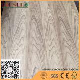 Natürliches Teakholz-Furnier-Blatt stellte fantastisches Furnierholz für Möbel gegenüber