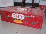 中国語からの容易な開いたトマトのり