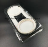 Telecommunicatie 0.9mm van Gpon PLC van Blockless van de Buis van het Staal 1X8 Splitser voor Pon/CATV/FTTH