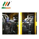 La parte superiore ha allineato la generazione diesel per l'estrazione mineraria ed il residente
