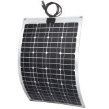 En ETFE Custom-Made Technologie semi flexible panneau solaire Mono 60W