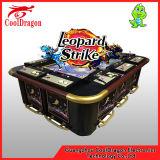 يعاد تصويب مزلاج طاولة يقامر ملك من ثروة سمكة لعبة
