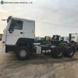 [هووو] 10 عجلات هيكل مقطورة جرّار رأي شاحنة