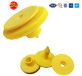 ブタのための熱い販売RFIDの耳札、RFIDの動物の札、動物の識別耳札または牛またはヒツジ等