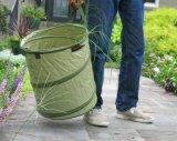30 Gallone faltbar knallen oben Garten-Mischung-Sortierfach-Garten-Beutel