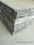 Nero Santiago de granit gris pierre de la Culture pour mur Caldding