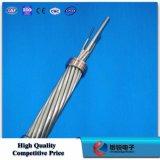 Fil de terre composé de fibre optique (structure excentrique D-02 de tube d'OPGW)