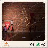 休日または結婚式または誕生日の装飾のための120cm96LEDクリスマスLED Plannarの木ライト