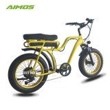 La capacidad de OEM Beach Cruiser 250W neumático Fat Bicicleta eléctrica