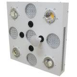 Los gases de la hidroponía crecer COB 3000 Vatios de luz LED Luz crecer