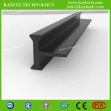 Figura di T striscia di barriera di rinforzo fibra di vetro di calore della poliammide da 18 millimetri per Windows di alluminio