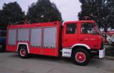 Acqua di vendita 4X2 Sinotruk 8000L della fabbrica e camion dei vigili del fuoco dell'autocisterna della gomma piuma, camion dei vigili del fuoco del camion di lotta antincendio