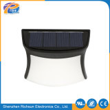 Solar jardín exterior IP65 de pared de luz LED Spotlight