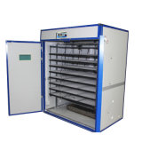 Rostfreier Platten-Henne-Küken-Ei-Inkubator 2000 mit Sonnensystem
