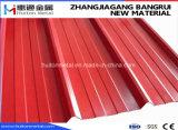 Geprägter vorgestrichener Aluminiumring für Dach