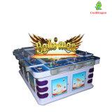 El juego de arcada del cazador de los pescados engaña la máquina de juego del simulador de la pesca del hombre de las bolas para la venta